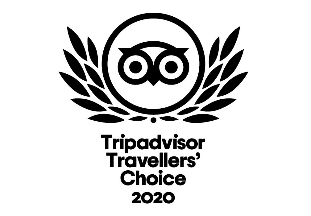 TUCOS_TRIPADVISOR TRAVELLERS' CHOICE 2020